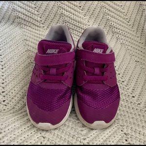 Purple Nike Sneakers